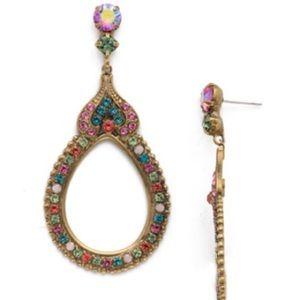 Sorrelli Happy Birthday Antique-Influenced Earring